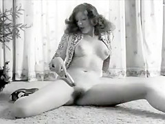 Vintage Hairy Babes