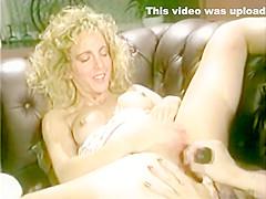 Vintage Blonde & Brunette Lesbians