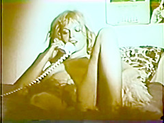 Lesbian Peepshow Loops 631 70's and 80's - Scene 3