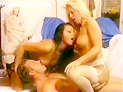 Olivia Del Rio With Dolly Golden Anal Action