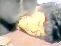 【Black chrysanths】 Taguchi Yukari 【黒い菊】田口ゆかり