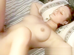 Pierced vintage amateur cockriding