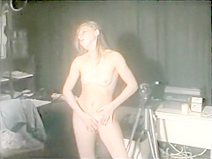 Natasja and her classmate are masturbating after shopping