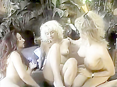 FIRST TIME LESBIANS 8 - Scene 3