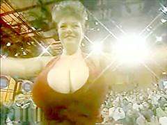 Freak of Nature 90s Jenny Jones Busty Strippers Music Video