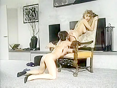 Tiffany Mynx and Krista