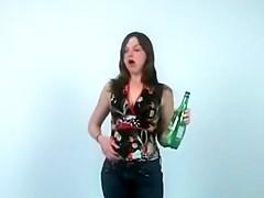 Claire beer burps