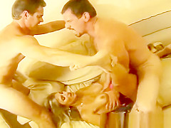 topic, interesting me)))) hot felched gay couple barebacks and blowjob share your