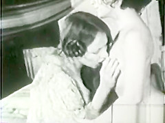 Lesbian Peepshow Loops 628 50's and 60's - Scene 1