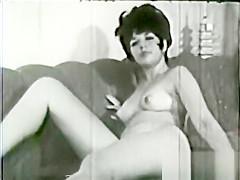 Softcore Nudes 635 1960's - Scene 8