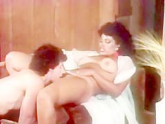 Vanessa Del Rio vintage swallow sperm