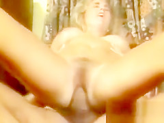Ron Jeremy with Penny Morgan, dat ass!!!