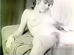 Softcore Nudes 623 1960's - Scene 7