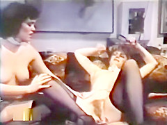Solo Females, Nudes and Lesbians 29 1970's - Scene 5