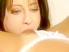 Retro Pussy Licking Lesbians