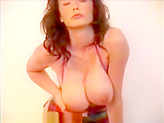 Taylor Campbell - Forgotten Early 2000s Web Hottie Striptease Clips