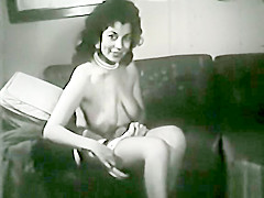 Softcore Nudes 615 50's and 60's - Scene 6