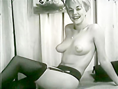 Softcore Nudes 616 50's and 60's - Scene 5
