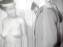Erotic African Dancers get Naughty