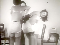 Naughty Babe is Punished Hard
