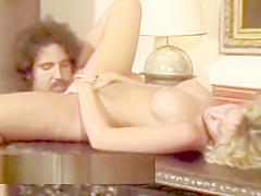 Ron Jeremy big dick stud cums on Blondis butt
