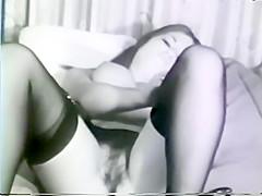 Softcore Nudes 572 1960's - Scene 1