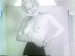 Softcore Nudes 606 50's and 60's - Scene 2
