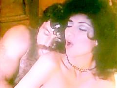 Jeffrey Hurst & Marlene Willoughby hot fuck from TheTiffany Mix(1981)
