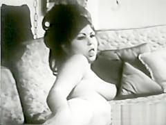 Softcore Nudes 558 1960's - Scene 9