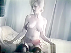 Softcore Nudes 603 1960's - Scene 2