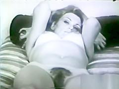 Softcore Nudes 572 1960's - Scene 10