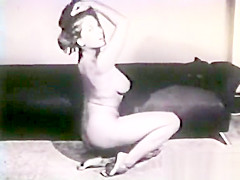 Softcore Nudes 582 50s and 60s - Scene 2