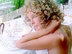 Sydne Rome - Vintage Nude, Big Boobs - What (1972)