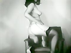Softcore Nudes 578 1960's - Scene 4