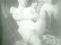 Peeping Tom's Paradise Vintage Striptease Movie
