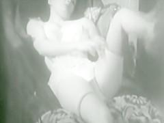 Peeping Tom's Paradise Vintage Striptease Movie