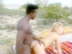 Vintage porn - Nina Hartley interracial