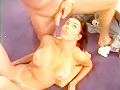 Hank Armstrong & Anna Malle-very hot scene from NY Taxi Tales 1(1998)