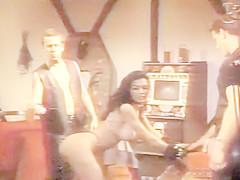 Hank Armstrong, Anna Malle & Tom Byron- bdsm scene