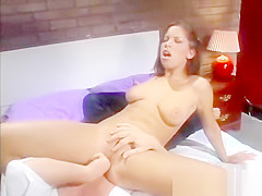 super fine vintage latina babe gets fucked super hard by big cock