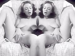 Anastasia Braun Smoking fetish-  Twin sisters