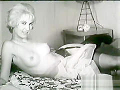 Softcore Nudes 616 50's and 60's - Scene 7