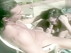 Large Boobs Sex By Pool - Identify Female Performer in Comments Below