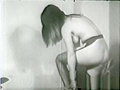 Softcore Nudes 635 1960's - Scene 9