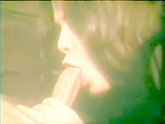 Jeffrey Hurst and Tina Russell-porn legends in hot vintage sex