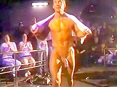 MSU Huge Cock Stripper Show