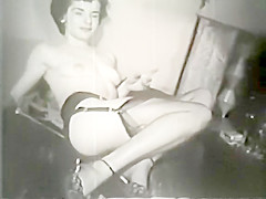Softcore Nudes 618 50's and 60's - Scene 5