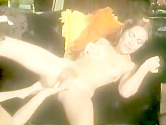 Blue Confessions (Lesbian Scene) (Loni Sanders Gets Her Pussy Licked POV)