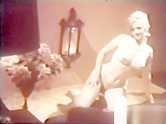 Softcore Nudes 608 60's and 70's - Scene 8