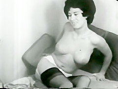 Softcore Nudes 549 50s and 60s - Scene 2
